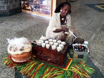 חודש אתיופיה בגן העיר