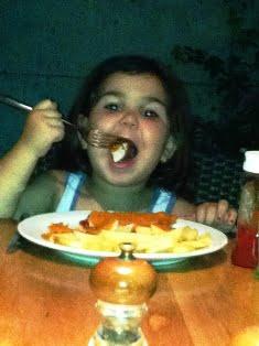 ארוחת ילדים ב - SPACE
