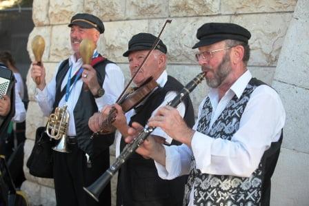 פסטיבל הכליזמרים (צילום: אשר אלמקיס)